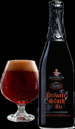 Private Stock Ale