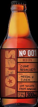 N° 001 Red IPA