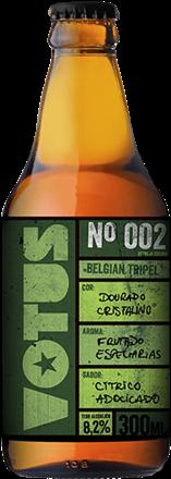 N° 002 Belgian Tripel