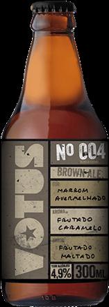 N° 004 Brown Ale