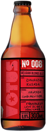 N° 008 Belgian Blond Ale