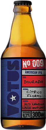 N° 009 American IPA