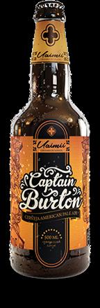 Captain Burton