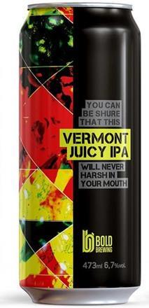 Vermont Juicy IPA