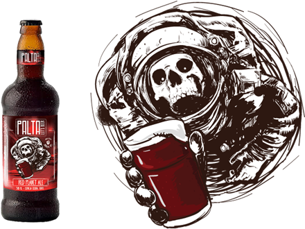 Red Planet Ale