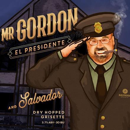 Mr Gordon