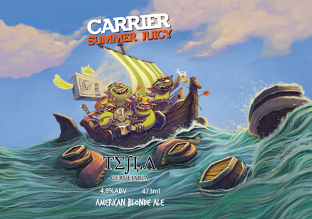 Carrier Summer Juicy