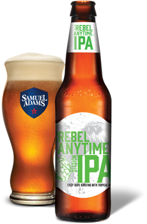 Rebel Anytime Session IPA
