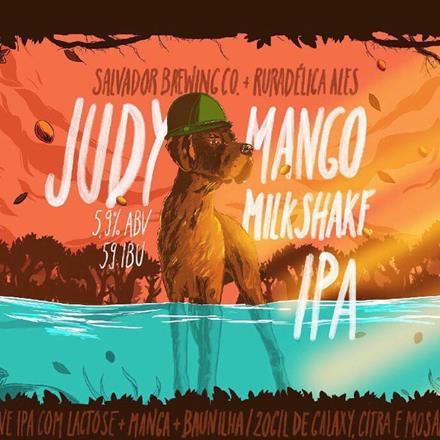 Judy Mango Milkshake IPA