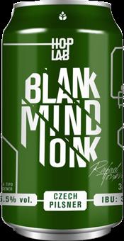 Blank Mind Monk
