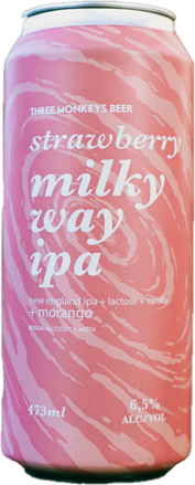 Strawberry Milky Way IPA