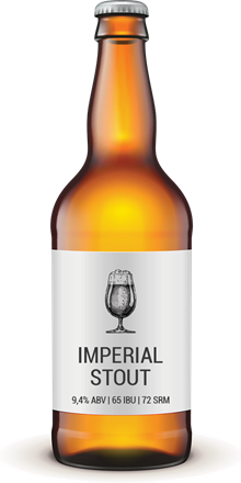 Imperial Fake Stout