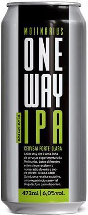 One Way IPA