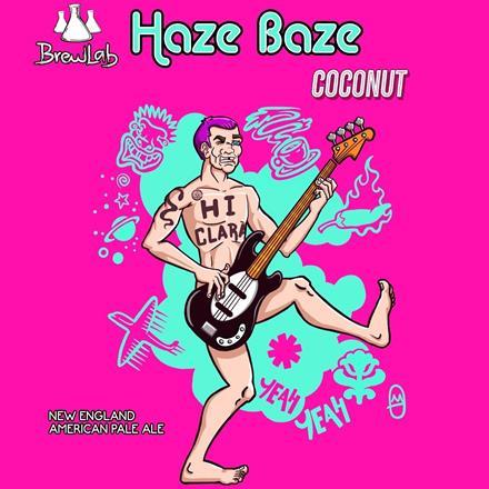 Haze Baze Coconut