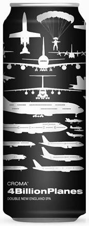 4 Billion Planes