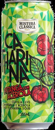 Catharina Pitanga e Acerola
