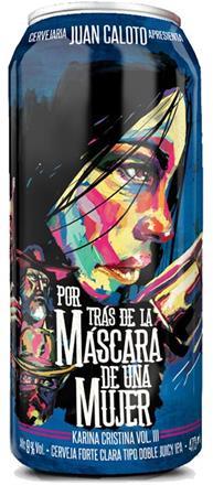 Por Tras De La Mascara De Una Mujer – Karina Cristina III