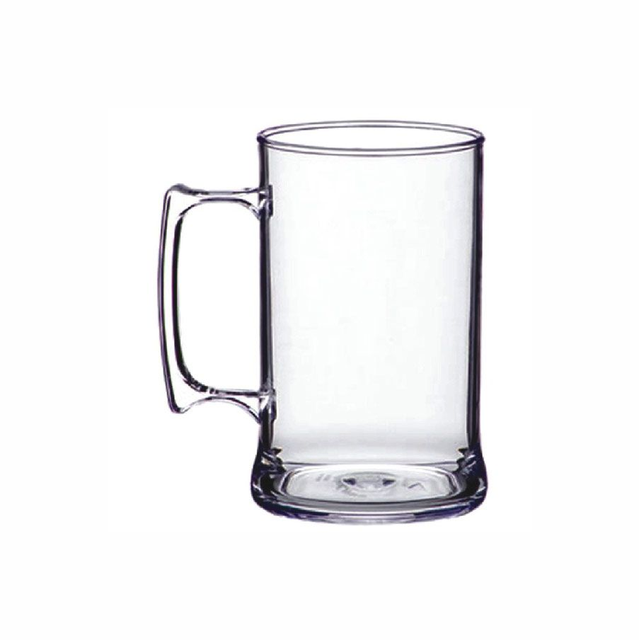 Caneca acrilico chopp 350 ml