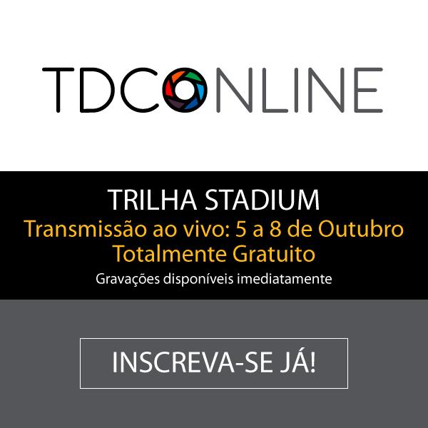 Inscrições TDCOnline