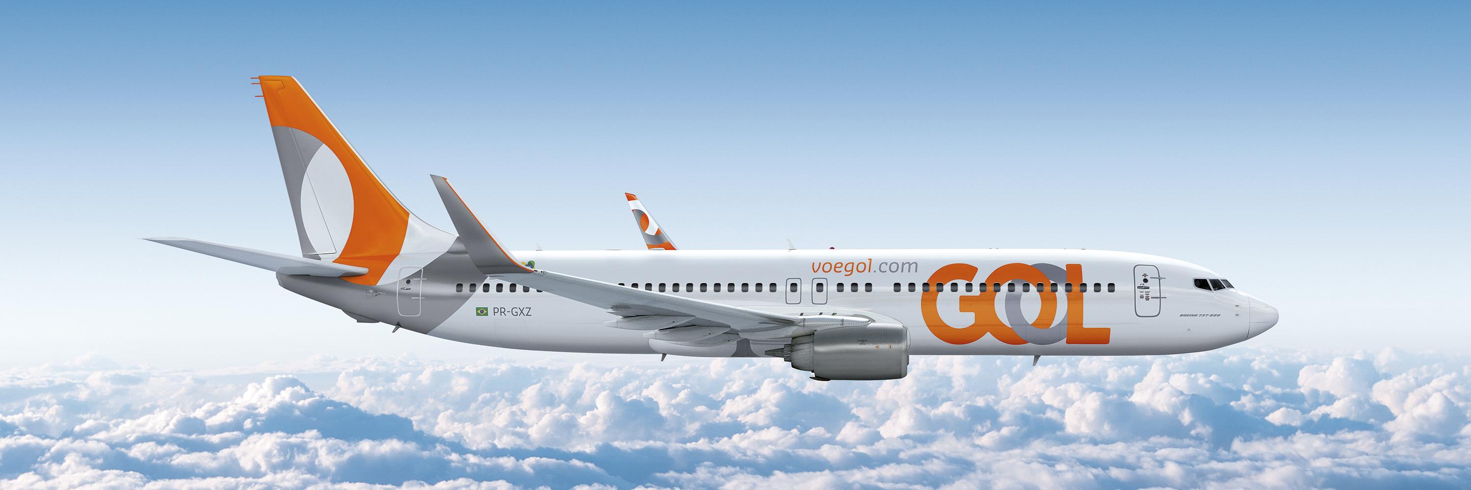 Gol - companhia aérea oficial do TDC
