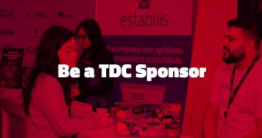 Seja um patrocinador do TDC