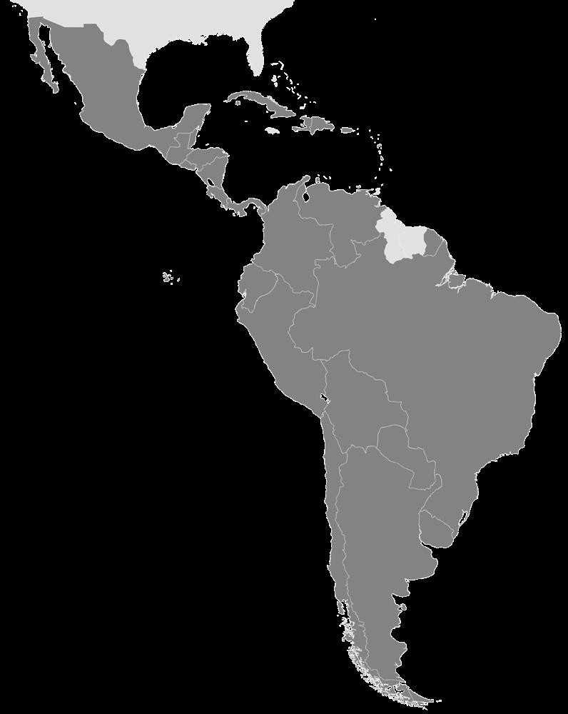 Expansão na América Latina
