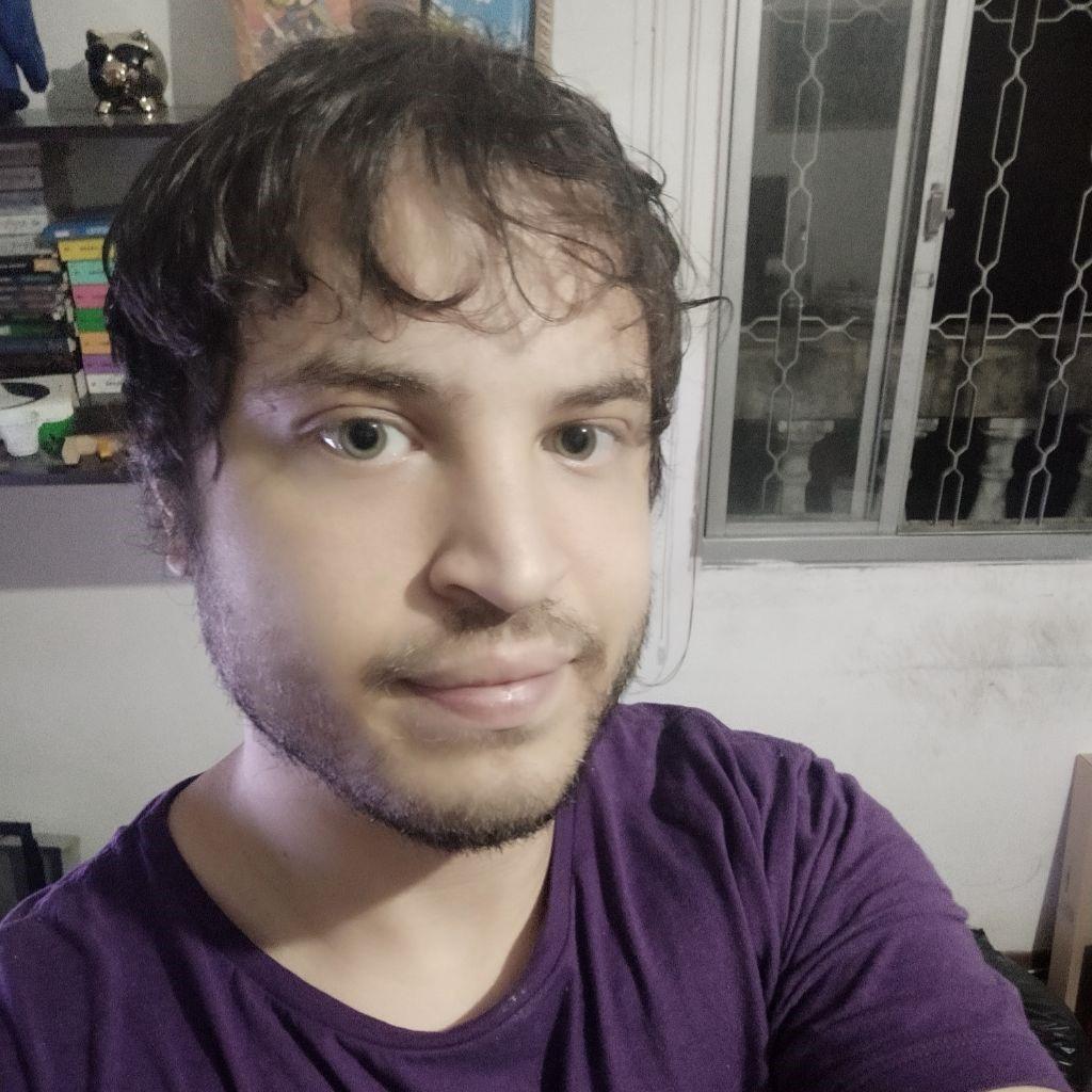 Erick Fasterra da Silva