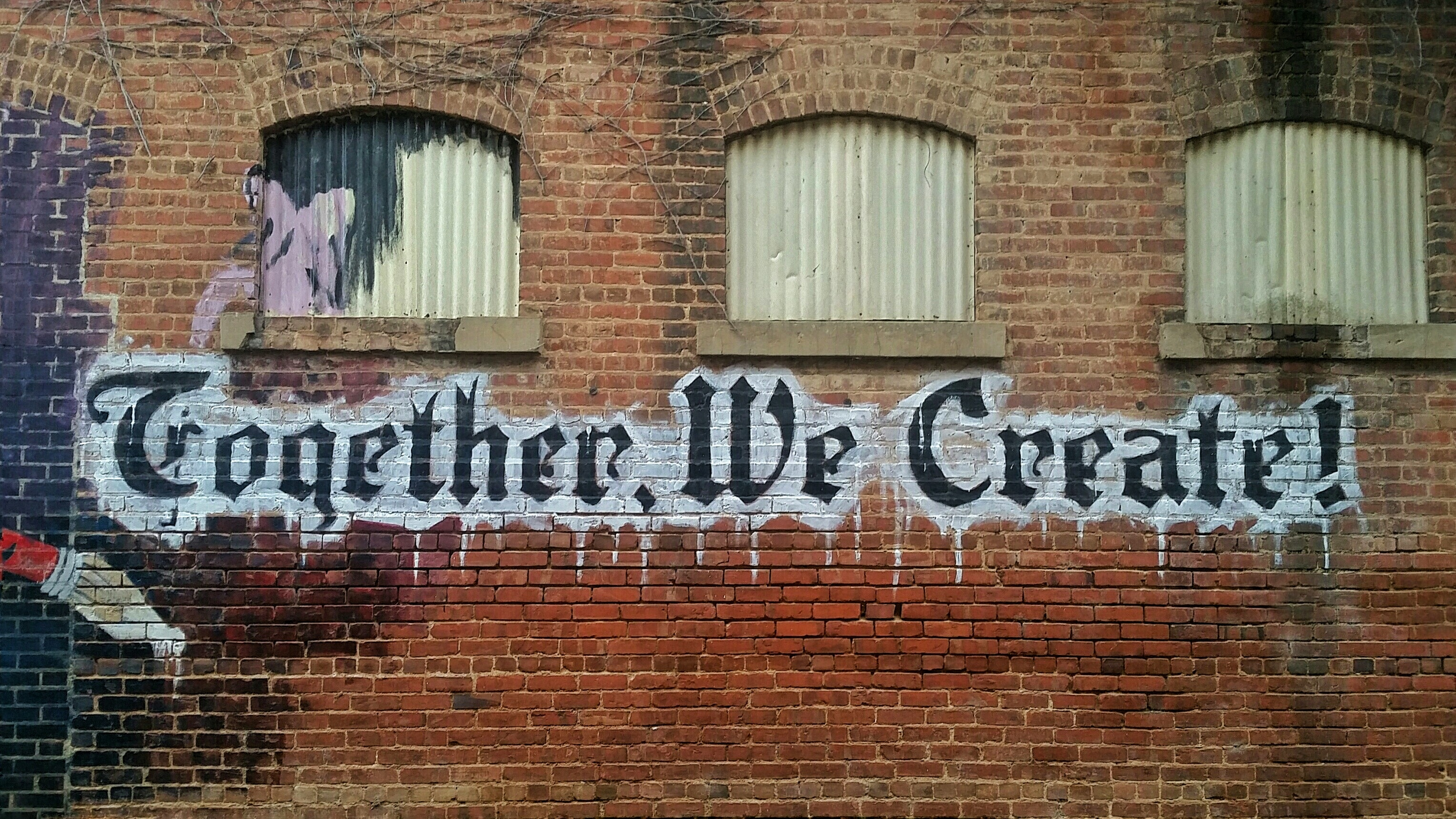 Together, we create!