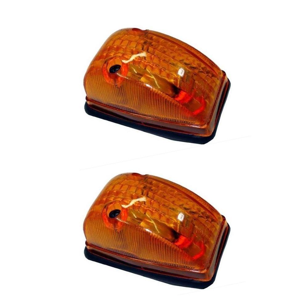 Lanterna Seta Mb 608 708 Canoinha Amarela - Par