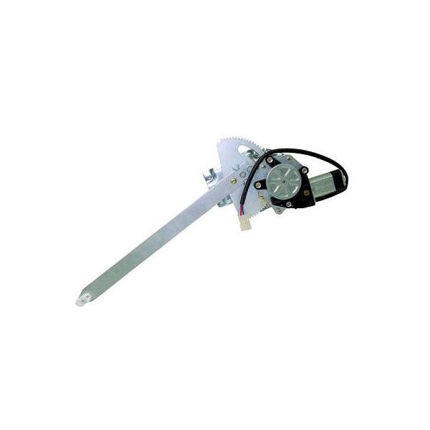 Máquina Vidro Elétrica Mb 710 712C 1215C 1620 1720 1723 Atron De 2000 Em Diante - 12V Com Motor