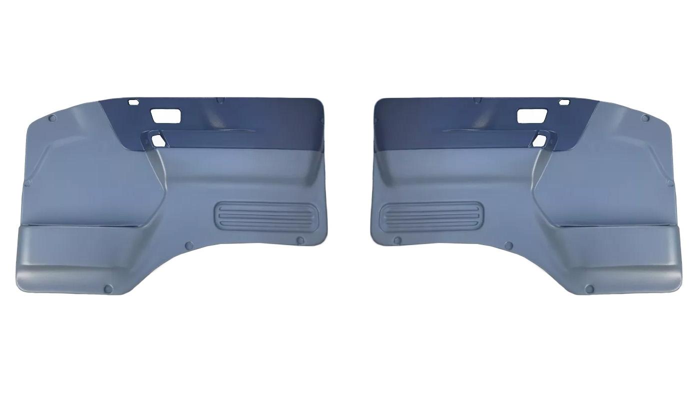 Par Forro Porta Vw 13150 15180 18310 23220 23250 Azul Cinza