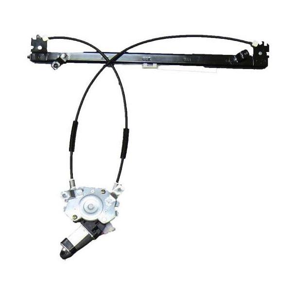 Máquina Vidro Elétrica Iveco Tector Cursor Stralis 24V Com Motor