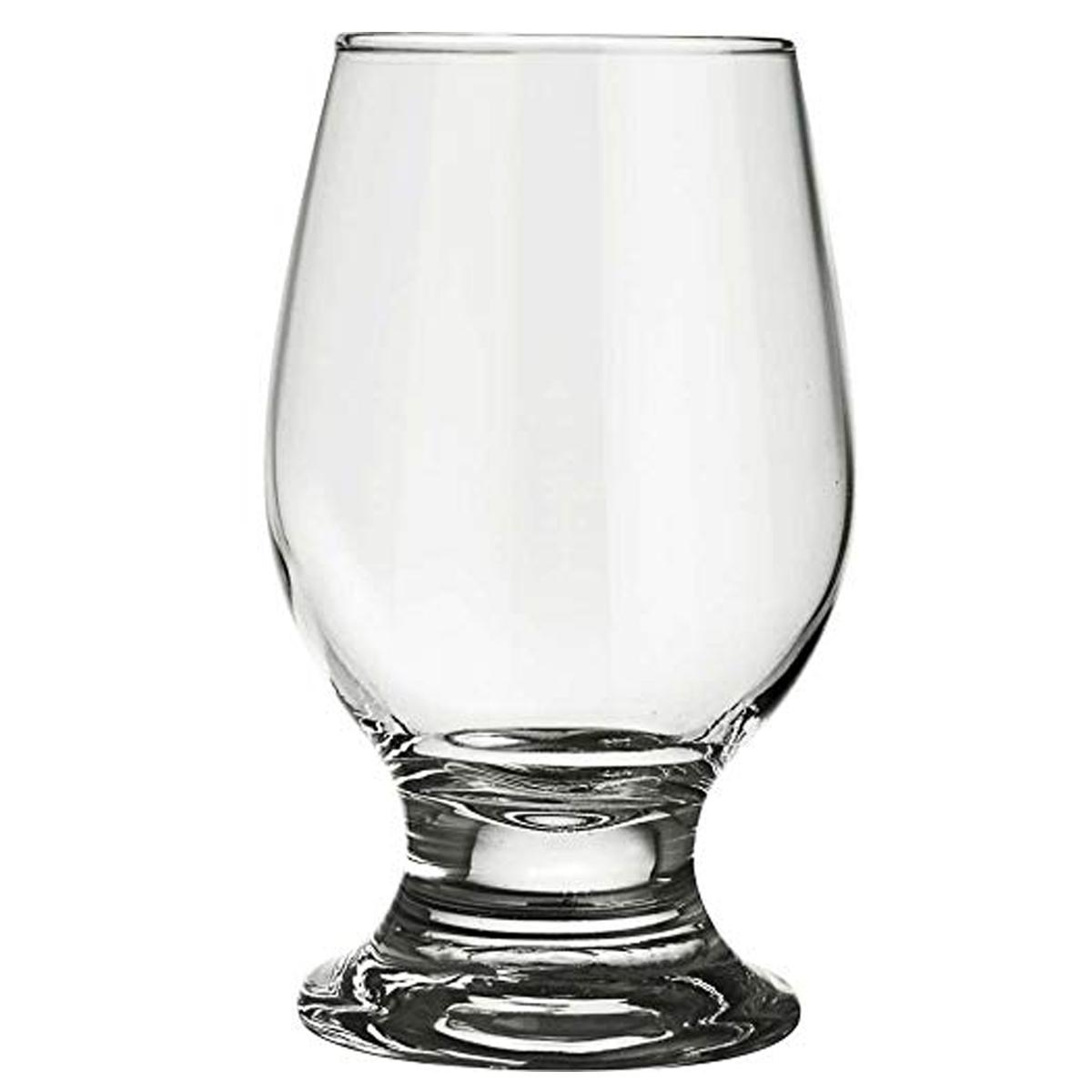 Taça para cerveja 300ml Paulista em Vidro Transparente