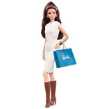 Barbie Colecionável City Shopper Morena