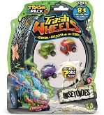Blister Trash Wheels c/ 4 Trashers