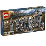 Lego Hobbit Dol Guldur Battle