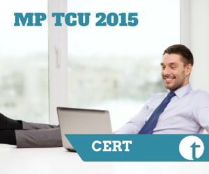 CERT MP TCU 2015
