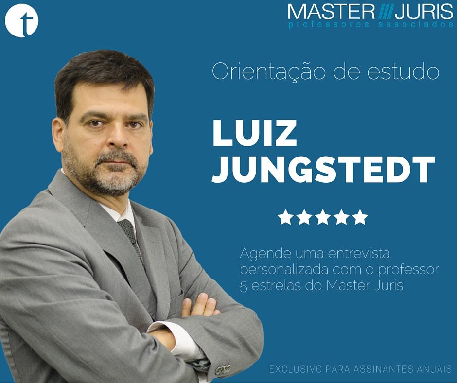 Oriente seu estudo - Luiz Jungstedt
