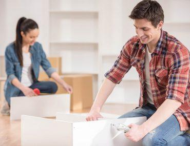 Montar móveis