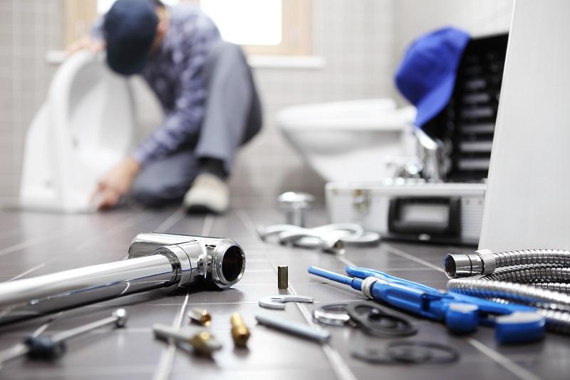 hidráulica residencial, tipos de manutenção hidráulica