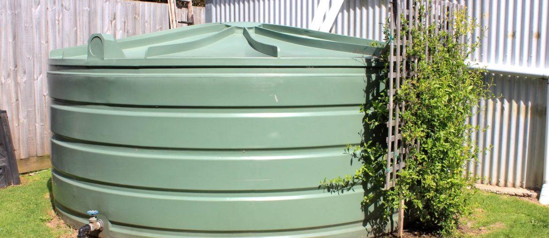 Caixa d'água gigante