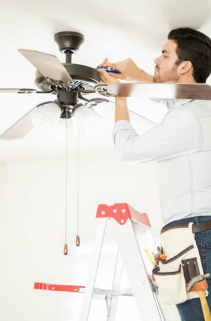 Saiba como instalar ventilador de teto em 6 passos