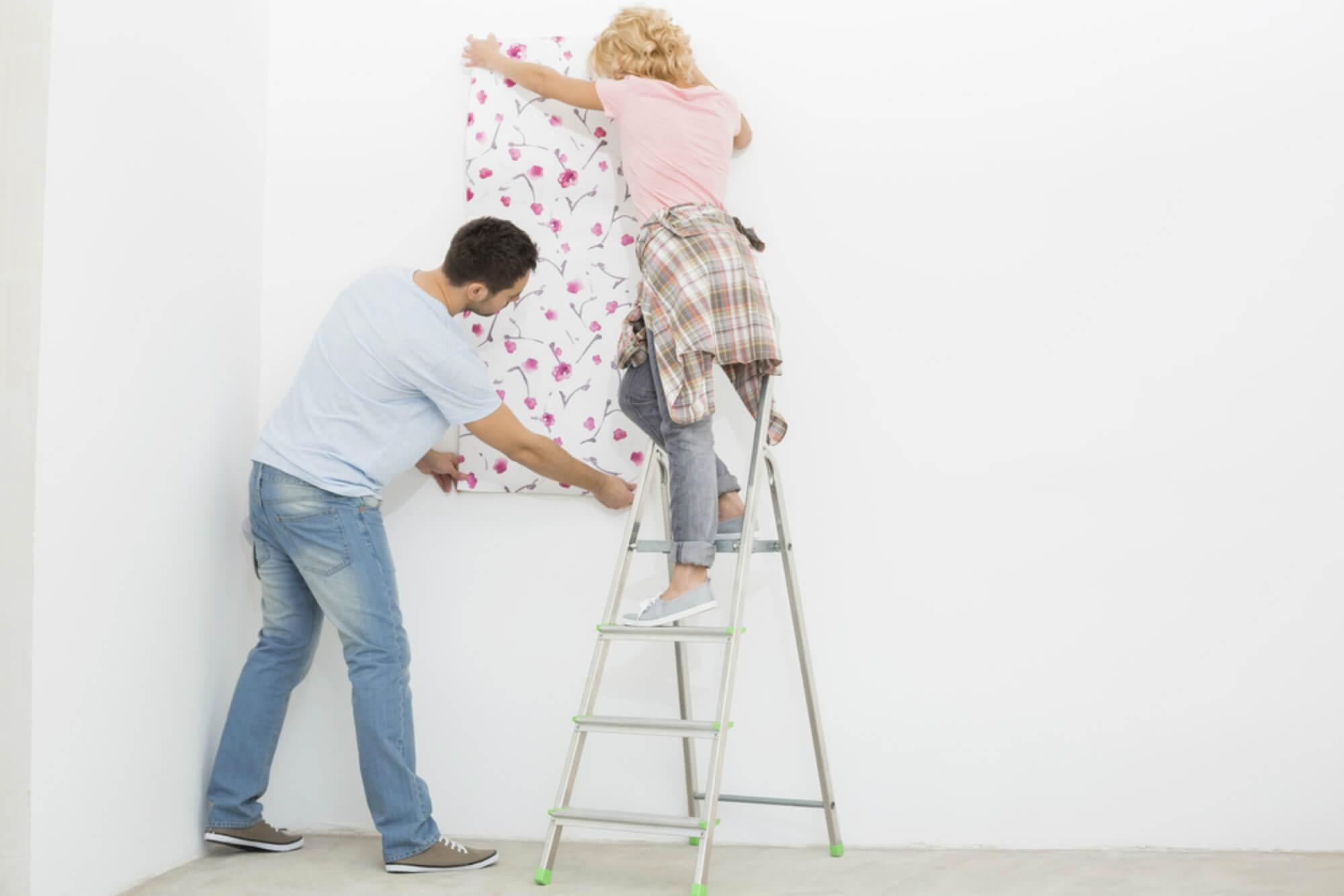 7884588bb Como aplicar papel de parede  o guia completo sobre como fazer
