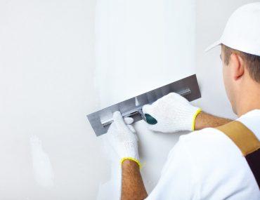 como aplicar papel de parede, preparando a parede para papel de parede