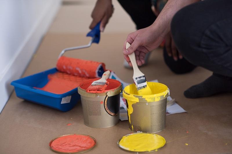 como tirar umidade da parede, pintura para tirar umidade