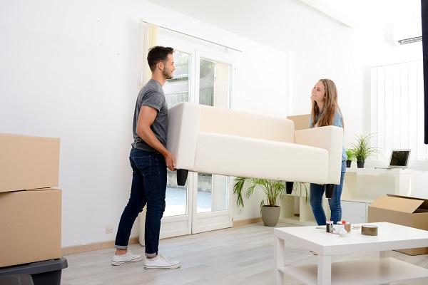 mudança residencial, como fazer mudança