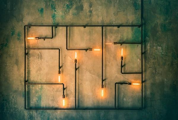 parede de cimento queimado, como fazer parede de cimento queimado