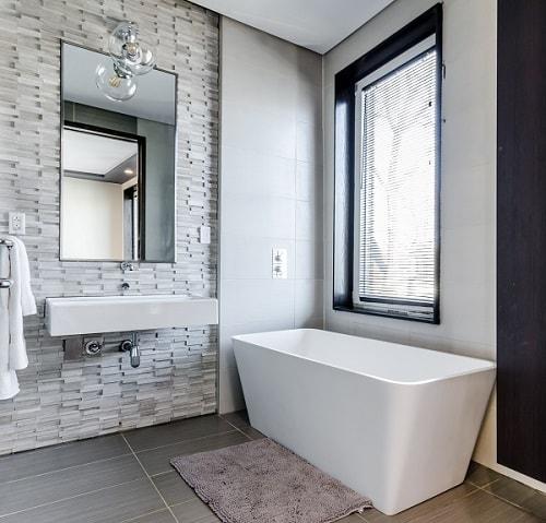 iluminação residencial, iluminação para banheiro, luz branca ou amarela