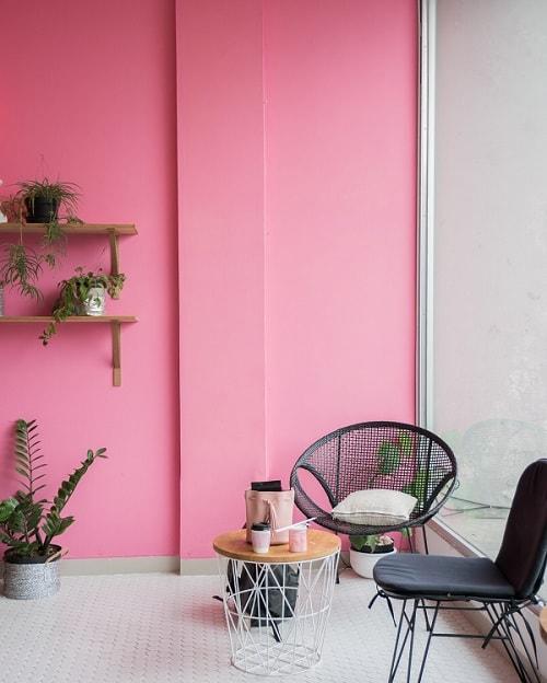 iluminação residencial, iluminação para ambientes coloridos, luz branca ou amarela
