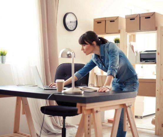 Decoração de escritório e decoração de home office: como fazer